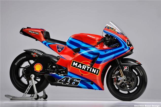 Rossi hints at 2011 Ducati move