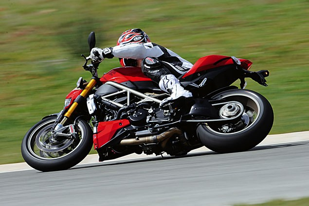 Ducati Streetfighter first ride review