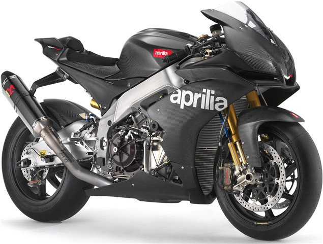BMW and Aprilia to MotoGP in 2012?