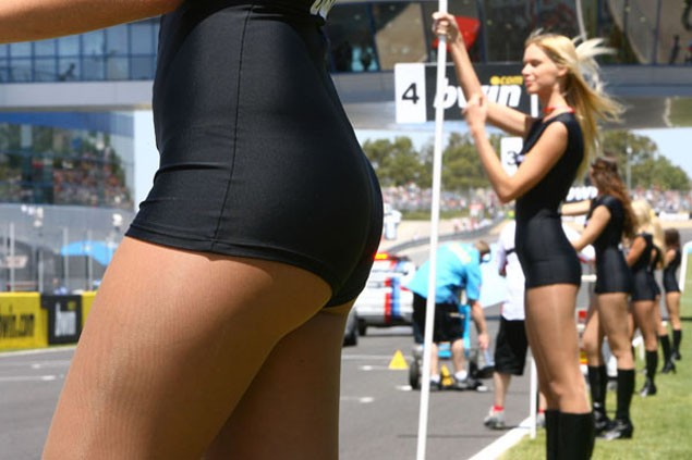 Your Top 10 ultimate Grid Girl gallery