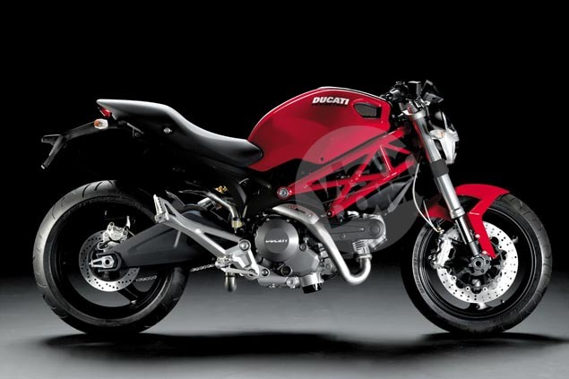 Ducati to launch Monster 796?