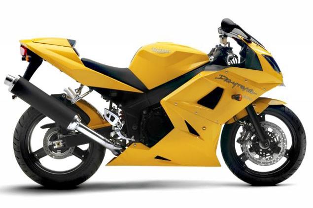 Top 10 600cc Supersport bikes