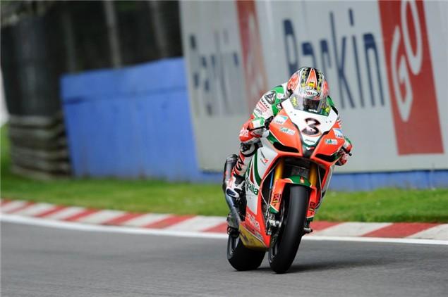Biaggi clocks 203mph at Monza