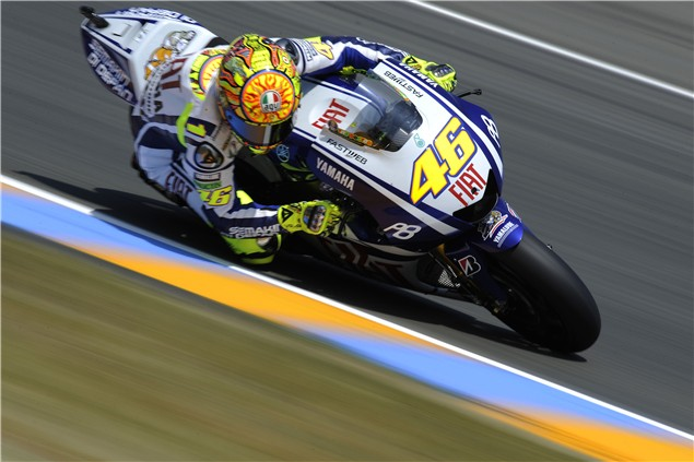 Rumour: Takahashi to take Rossi's seat