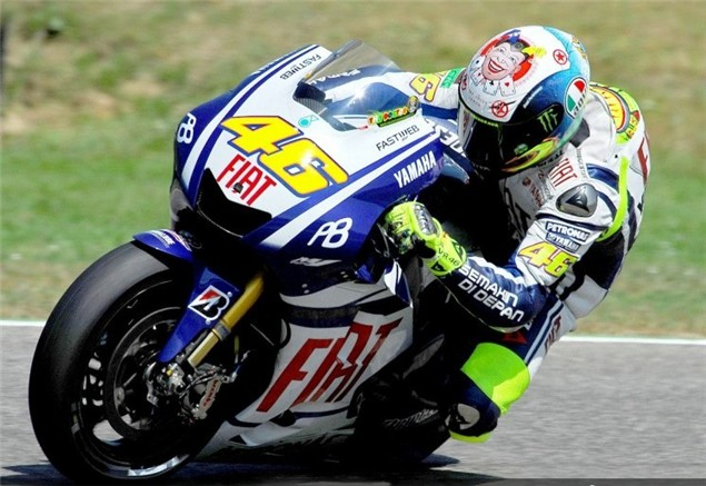 "Brivio: ""Rossi could return for Czech GP"""