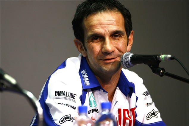 Brivio to leave Fiat Yamaha at the end of 2010