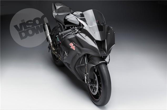 2011 Kawasaki ZX-10R racer revealed
