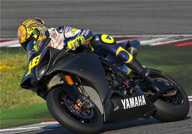 Rossi 'quite fast already!' says team boss