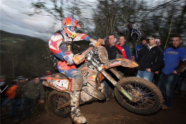 Knight dominates in Wales