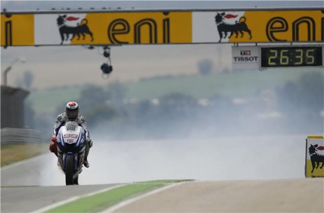Lorenzo first victim of long-life engine rule