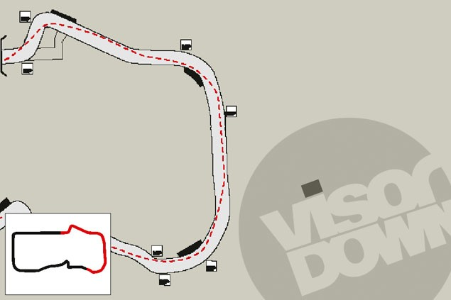 Motorcycle Track Guide: Snetterton