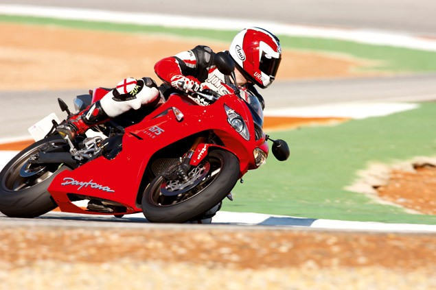 Motorcycle Track Guide: Cartagena