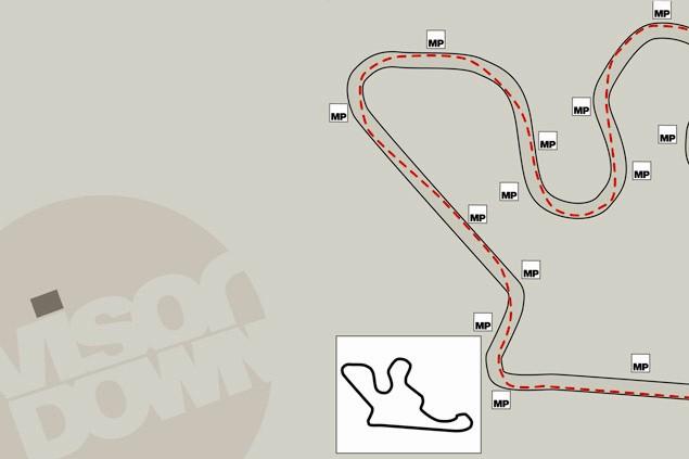 Motorcycle Track Guide: Almeria