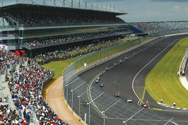 Motorcycle Track Guide: Rockingham