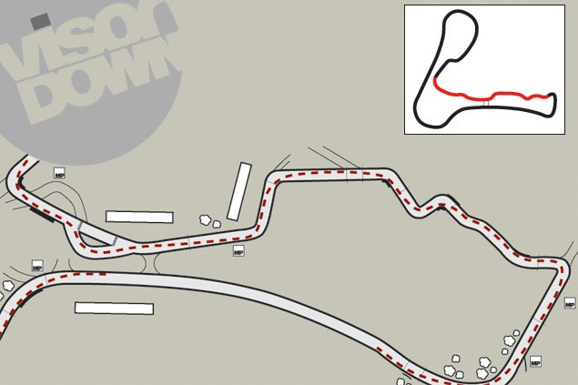 Motorcycle Track Guide: Cadwell Park