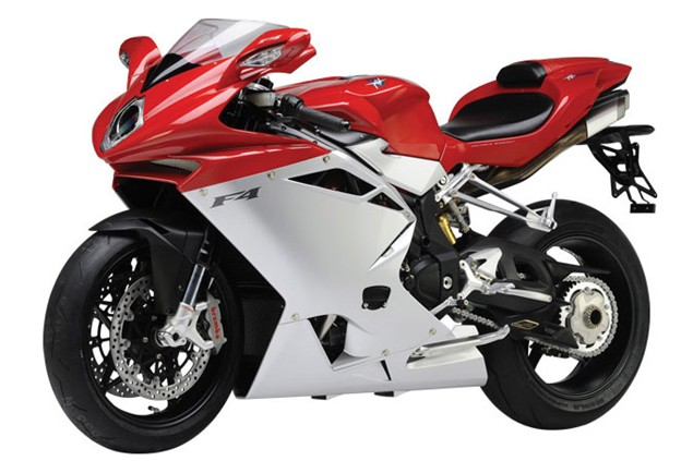 0% finance on MV Agusta models