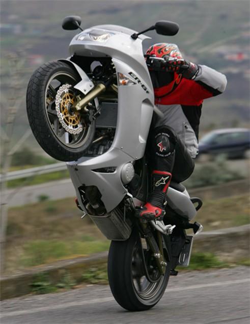 First Ride: 2006 Kawasaki ER6f review