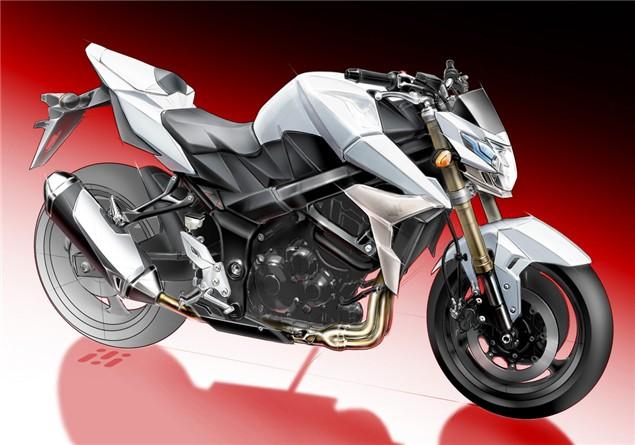 2011 Suzuki GSR750 details revealed