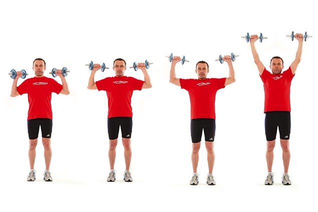 How to achieve the ultimate upper body strength