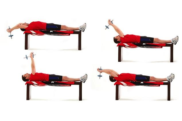 Train like a Racer: Upper Body Strength