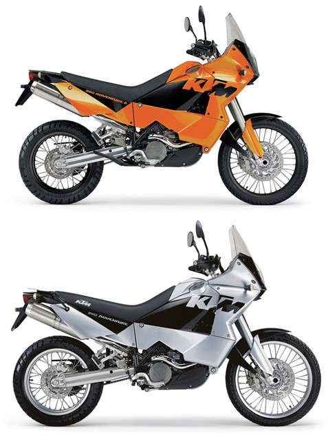 Niall's Spin: KTM 950 Adventure (2003-04)