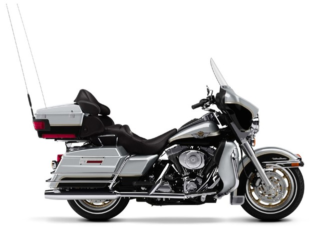 Niall's Spin: Harley-Davidson FLHTCUI Ultra Classic Electra Glide (2002-03)