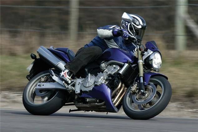 Niall's Spin: Honda CB600F Hornet