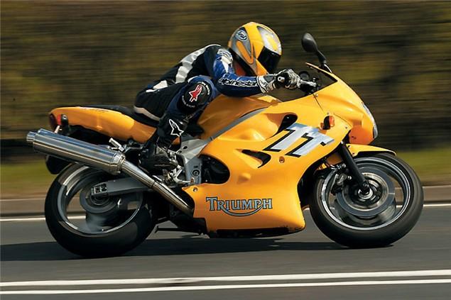 Niall's Spin - Triumph TT600 (2002-03)
