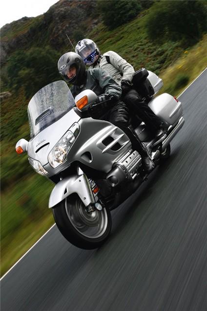 First Ride: Honda Goldwing