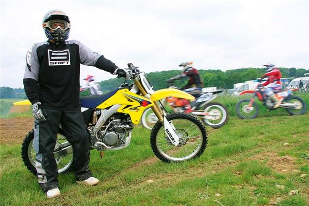 How to race motocross