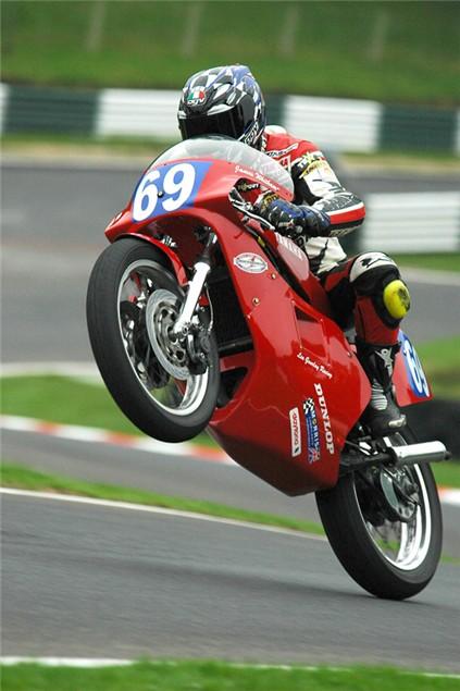 Used Test: Yamaha TZ350