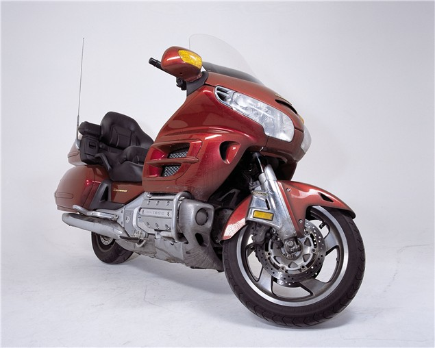 Living with a 2001 Honda GL1800 Goldwing