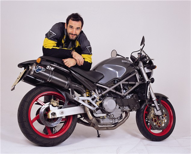 Living with a 2001 Ducati Monster S4