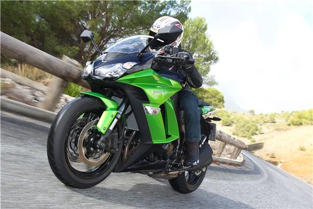 First Ride: Kawasaki Z1000SX