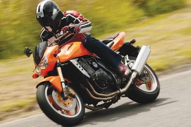 Living with a 2003 Kawasaki Z1000