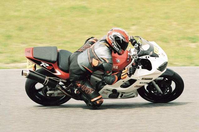 Living with a 2001 Yamaha YZF-R6