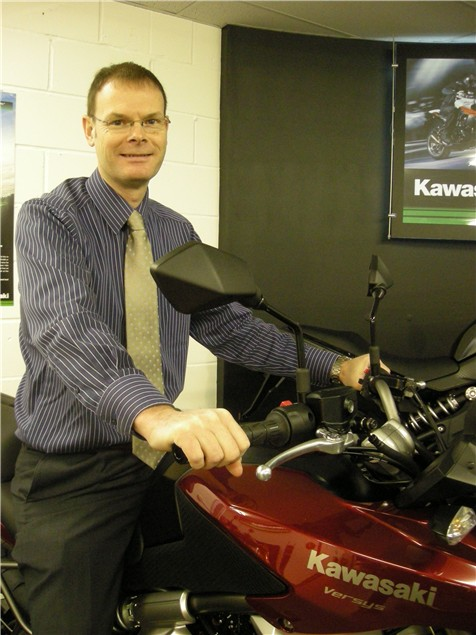 Motorcycle Industry Association appoints new Chairman