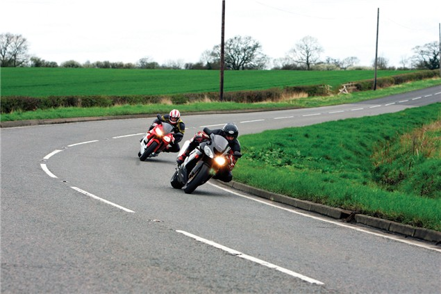 The basics of riding fast