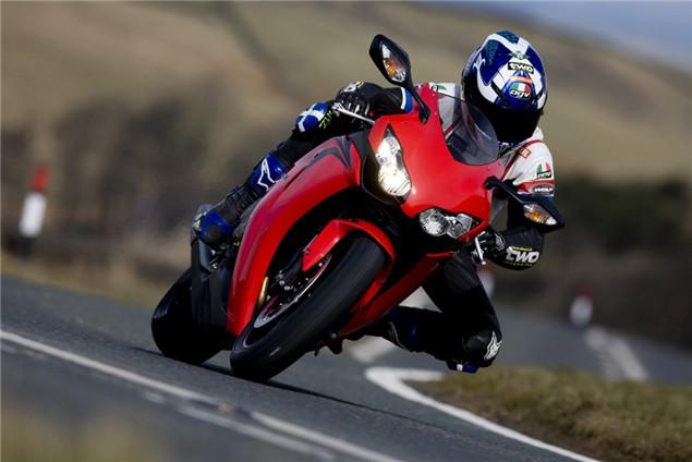 Mackenzie's fast road riding tips