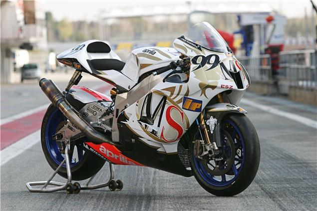 Aprilia: No MotoGP in 2012