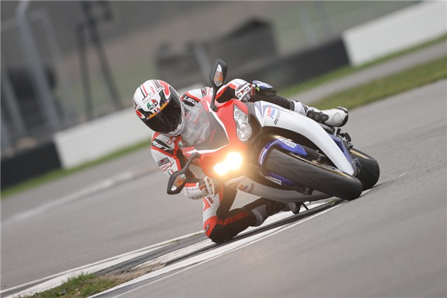 Motorcycle Trackday: Learn Your Lines