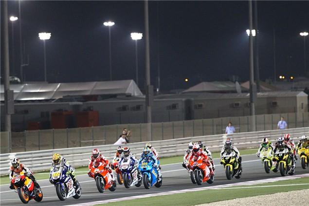 2011 MotoGP, Moto2 & 125 entry lists