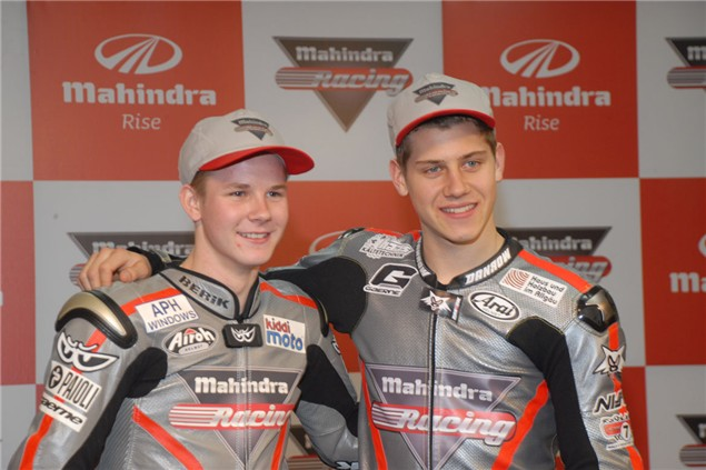 India enters MotoGP with 125 team