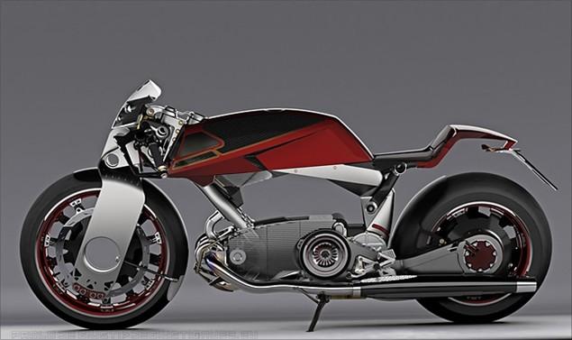 Diesel Moto Guzzi?