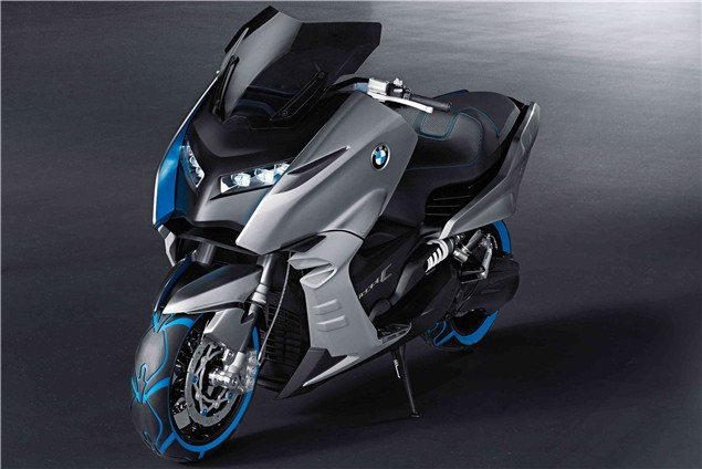 BMW scooters confirmed