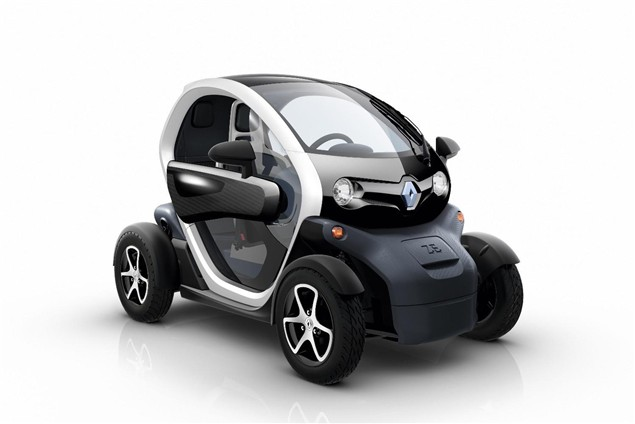 Renault sets its sights on scooters. With a car
