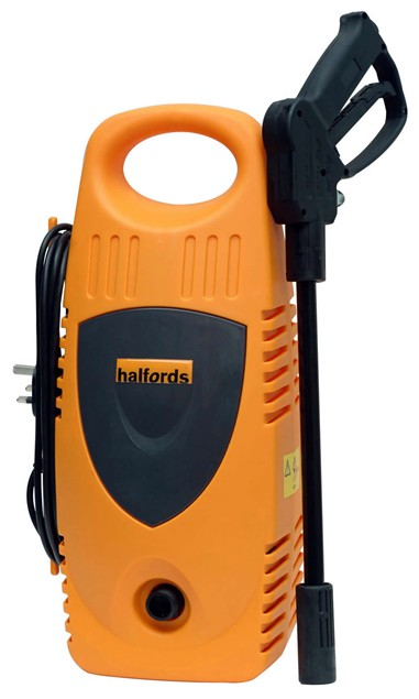 Bargain jet washer from Halfords
