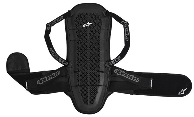 New Alpinestars Bionic Air back protector