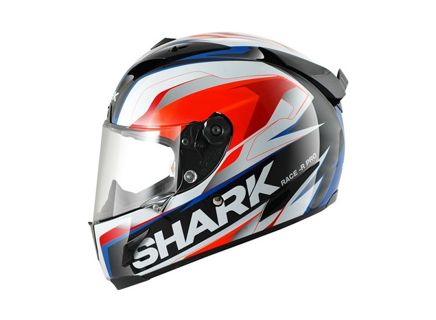 New colours for Shark Race-R Pro