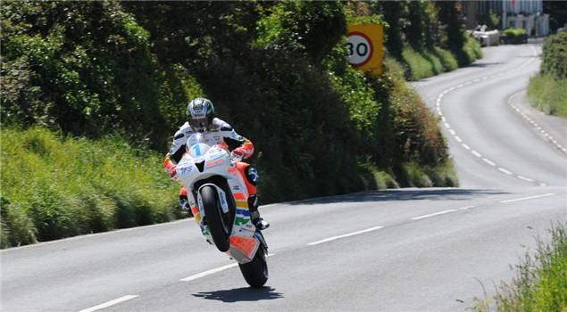 Pictorial: TT Supersport Race